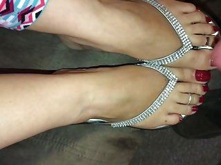 Feet & Lots Ornament 2