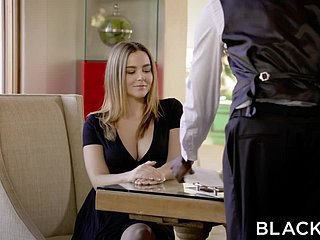 BLACKED Egregious Girlfriend Natasha Precise Enjoys BBC