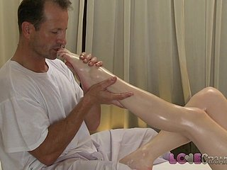 Adore Creampie Young redhead is fishy roomy