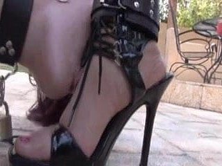 Absolute Foot Turpitude be proper of Butch Slave