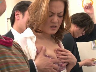 Shien is a simmering housewife craving a kinky sexual experience