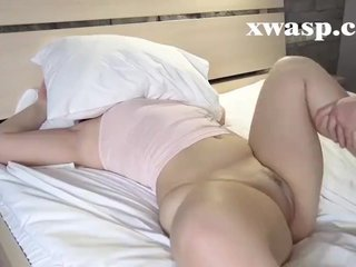 Teensy-weensy MILF gets Anal Pounding increased by Creampie