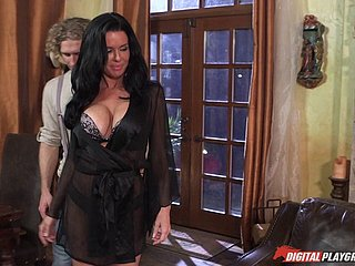 Make mincemeat of whipped hand-picked elsewhere milf Veronica Avluv together with shafting will not hear of